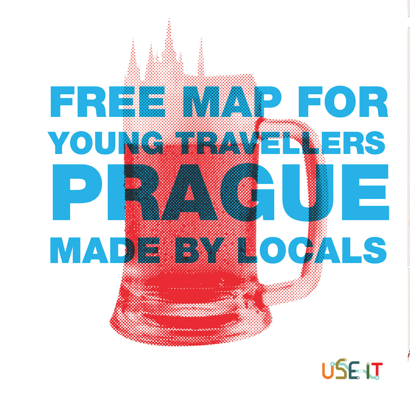 Mapa Prahy 2018